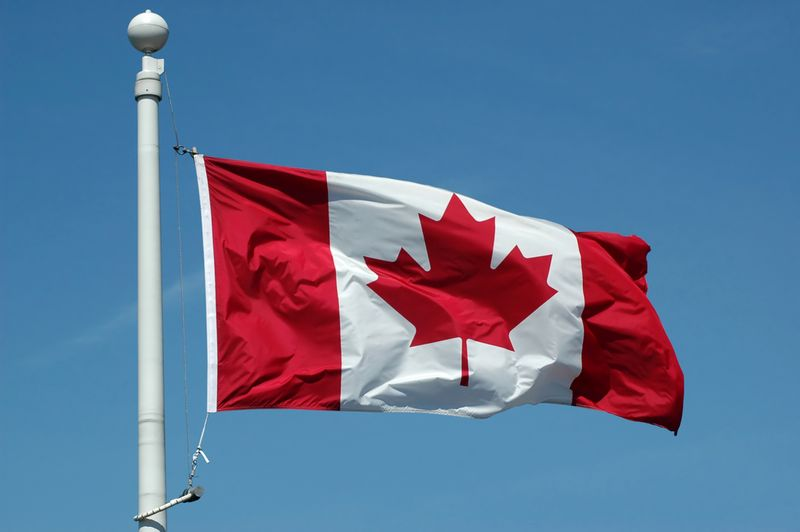 Raise your flag and receive Canadian Citizenship