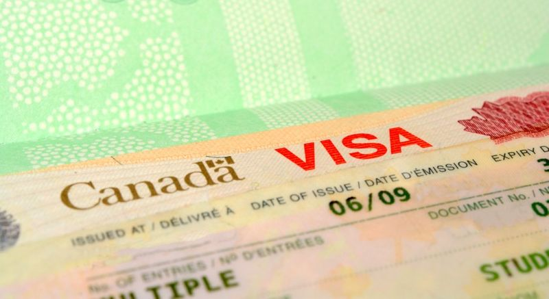 canadian visa 2009