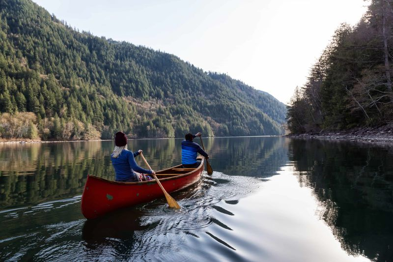 Go Canoe in Canada with a Canadian Tourist Visa