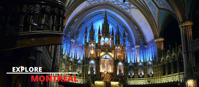 If you are looking for beautiful views, streets that are steeped in rich history and fun activities for all ages, Montreal is the city for you. Get the best tourist guide of must-see places when you visit Montreal, Canada.