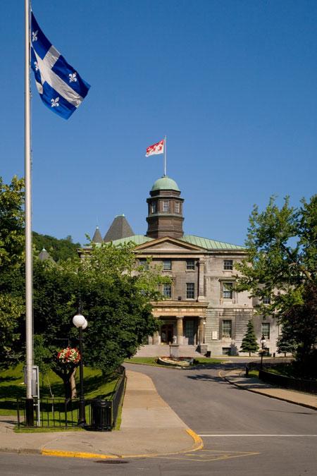 Mcgill University Media Library Montreal