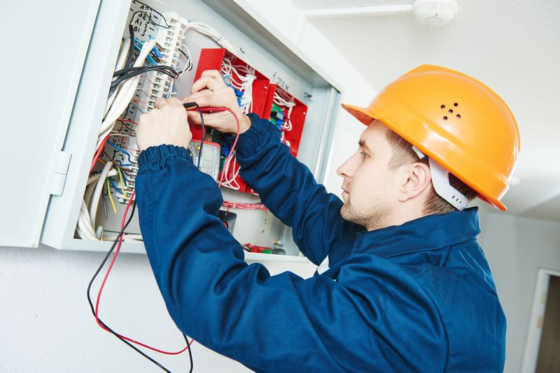 One of the top occupations in demand in canada for 2018 is an electrician