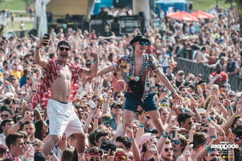 escapade festival canada 2020