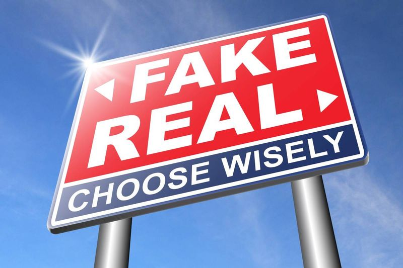 fake or real sign choose wisely | legitimate or scum site