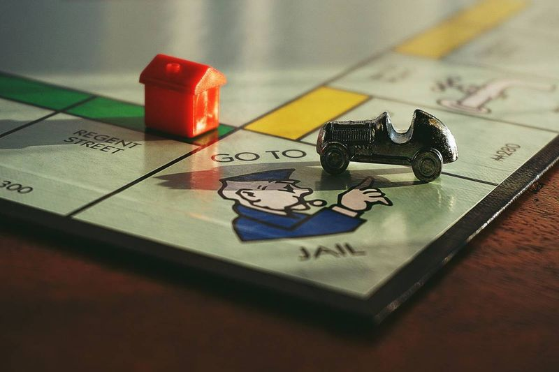 monopoly board go to jail Canadian immigration fraud