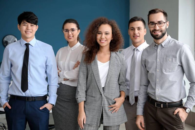 group of highly skilled professional employees | jobs in Canada