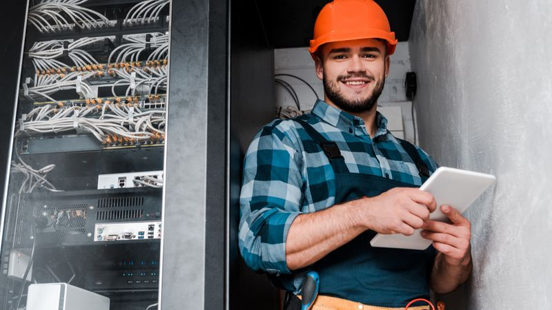 Top Paying Jobs in Canada-Electrician