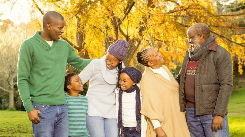 happy-smiling-extended-family-in-park-in-fall   Canada family sponsorship