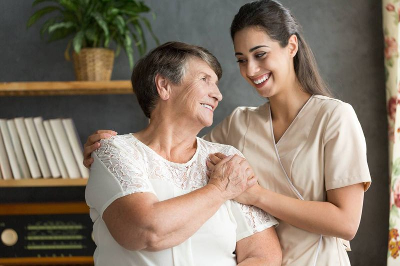 home support caregiver work in canada