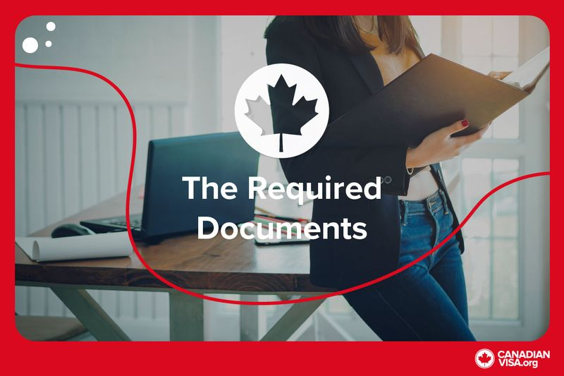 documents required for a Canada study permit