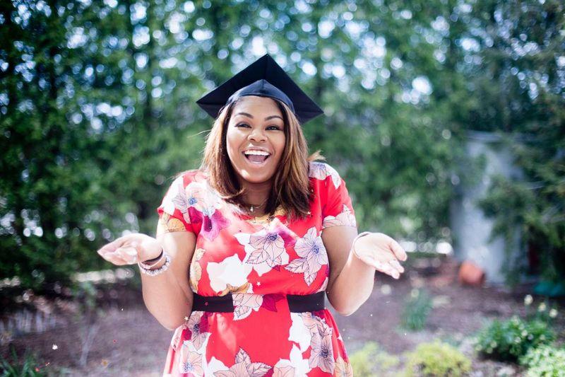 Jamaican graduate student in Canada