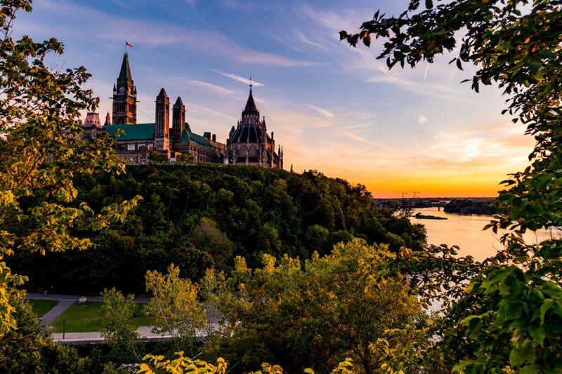 live in Canada in Ottawa
