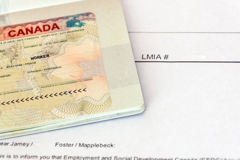 You might need an LMIA for jobs in Canada.