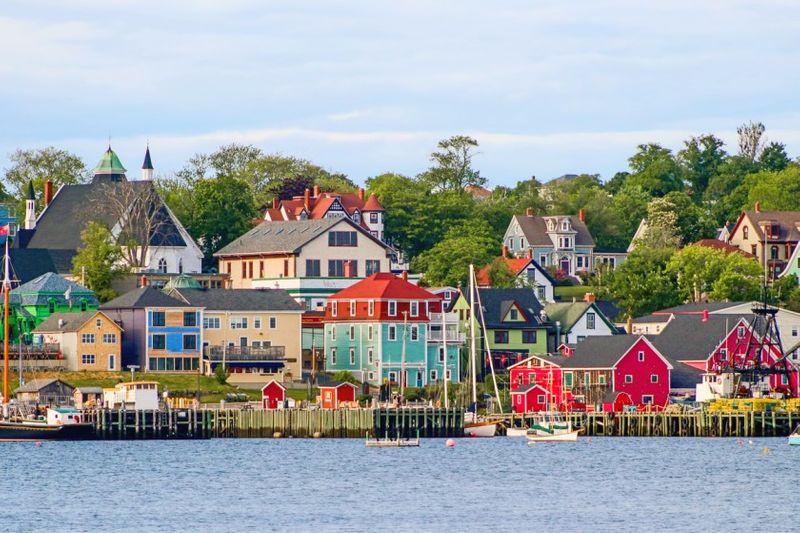 luneberg Nova Scotia