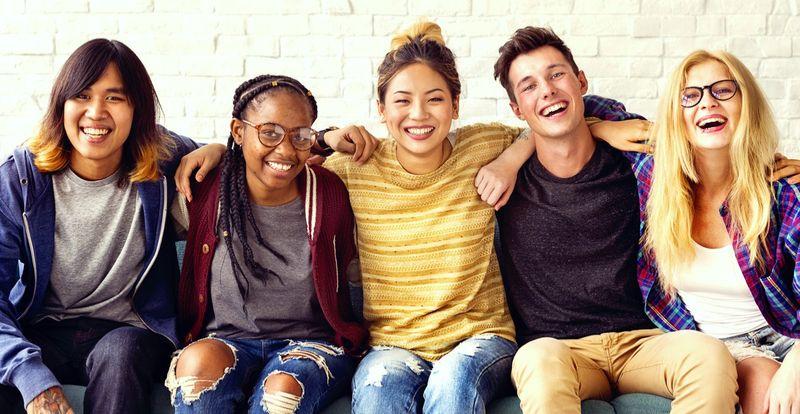 multi-racial-friends