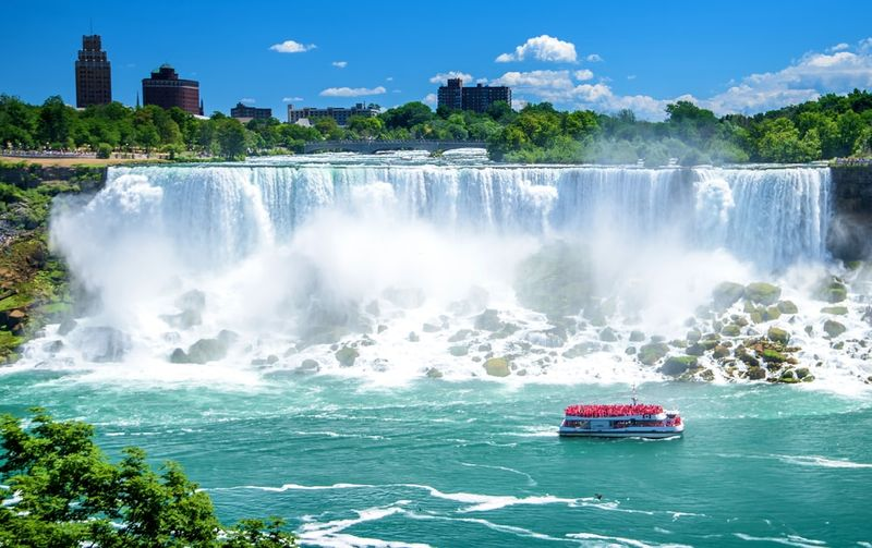 Visit Niagara falls through Canada Express Entry system.