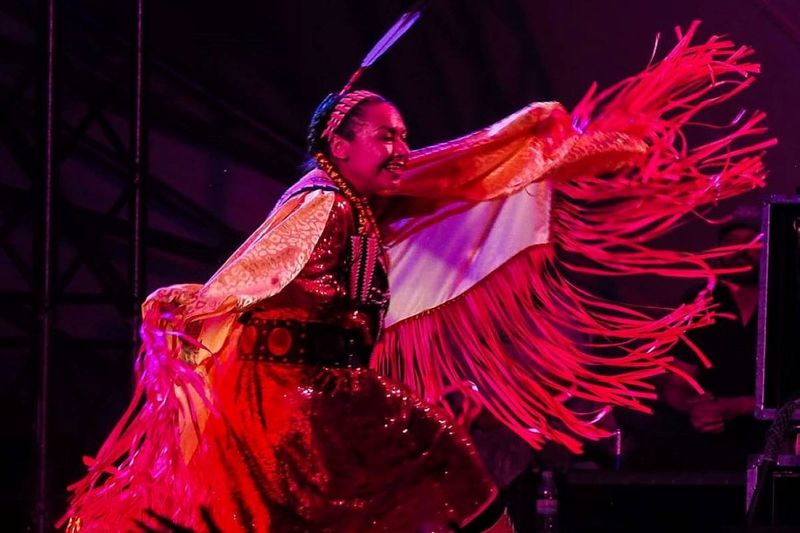 performer Winnipeg Folk Festival