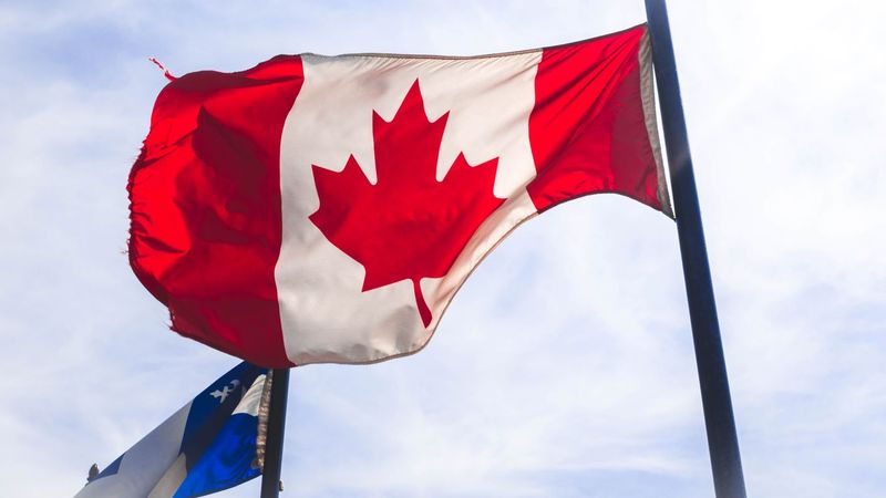 Canadian Flag | Permanent Residency in Canada