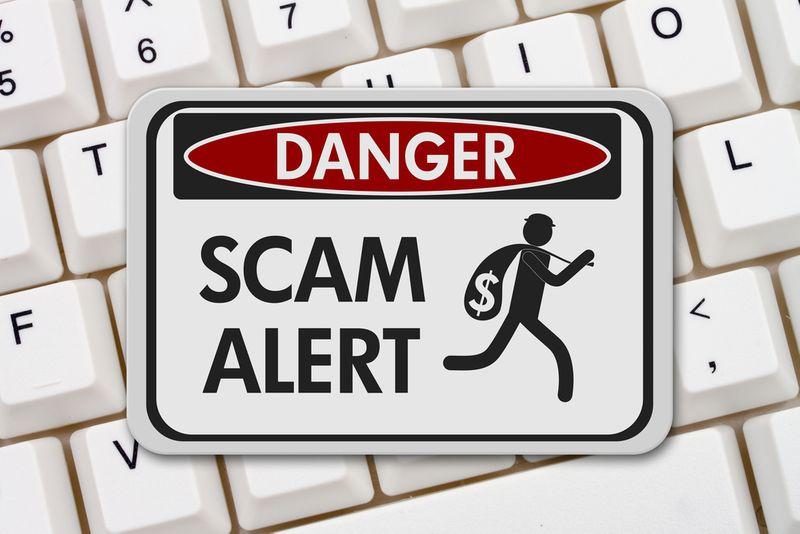 Visa fraud scam alert