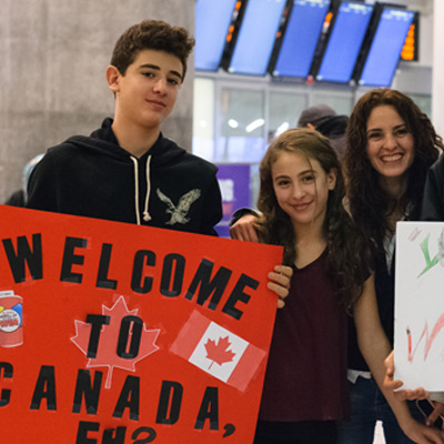 While there's uproar and lack of empathy towards immigration in other parts of the world, especially in the united states, Canada refuses to join in. A recent study reveals 8/10 people believe immigration is good for a country.