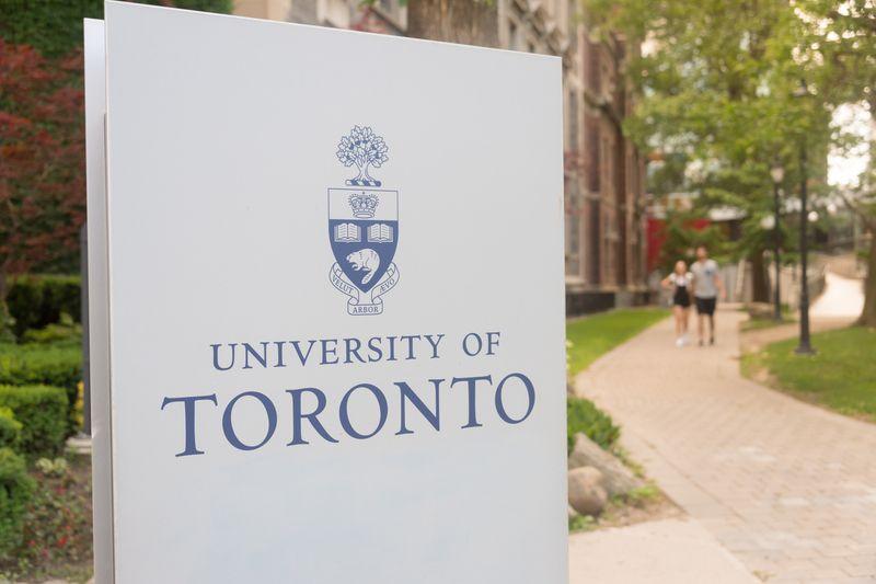 University of Toronto in Ontario, Canada