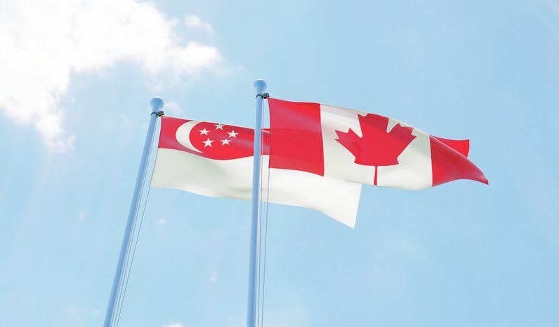 Immigrate to Canada from Singapore