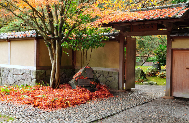 Nitobe Memorial Garden at UBC, Vancouver