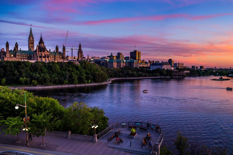 top cities to raise a family in Canada Ottawa Ontario