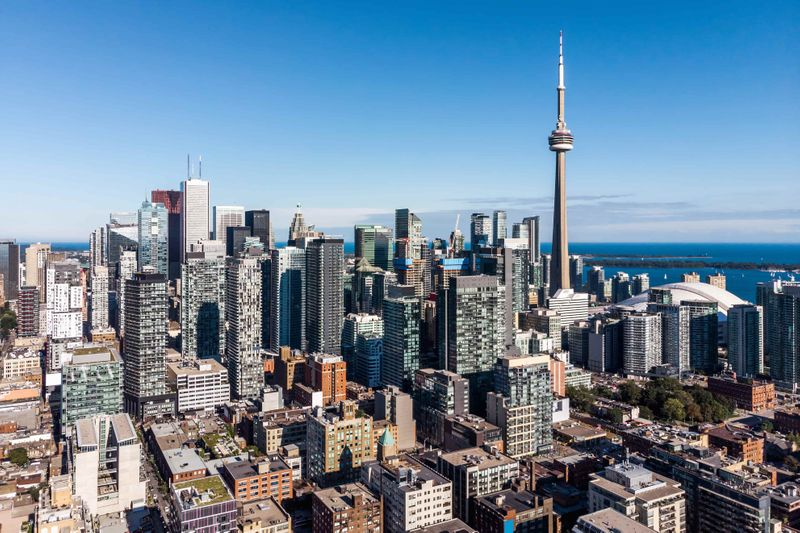 Use Express Entry to immigrate to Toronto.