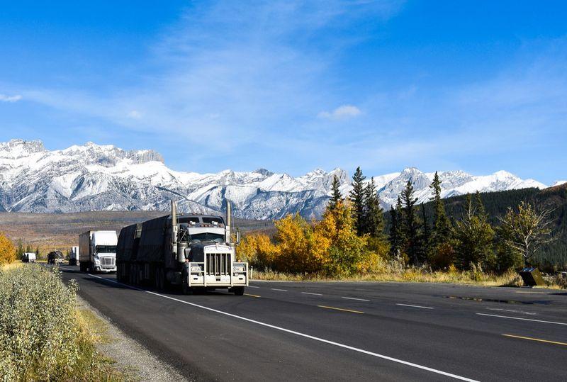 truck driver canada