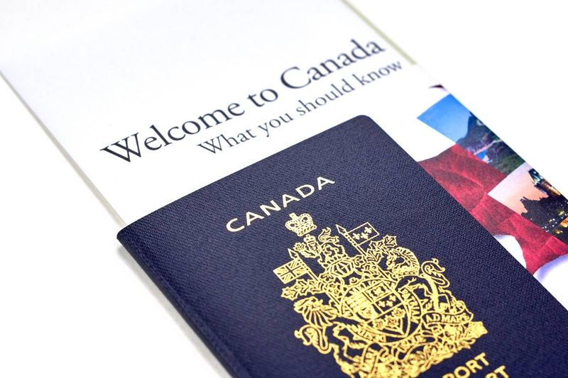 welcome to Canada passport | immigrate to Canada in 2020