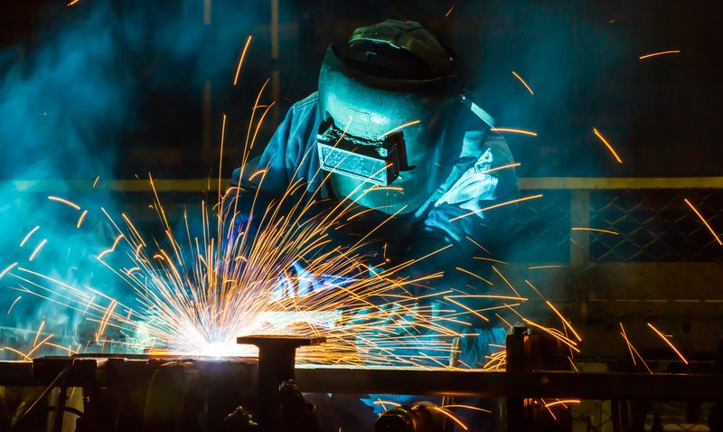 One of the top occupations in demand in canada for 2018 is a welder