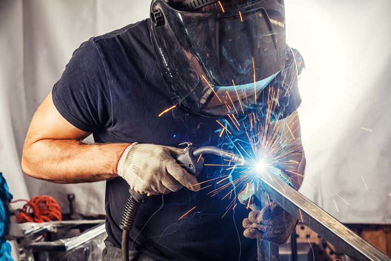 Welders are among the job openings in Canada