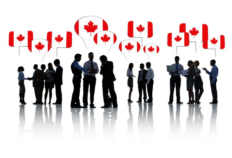 employees in Canada