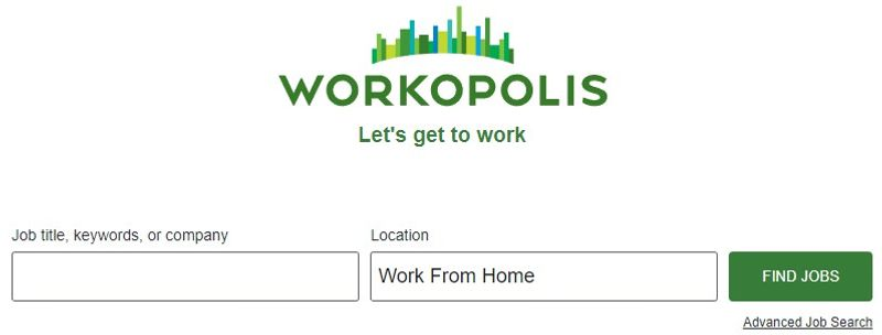 workpolis website